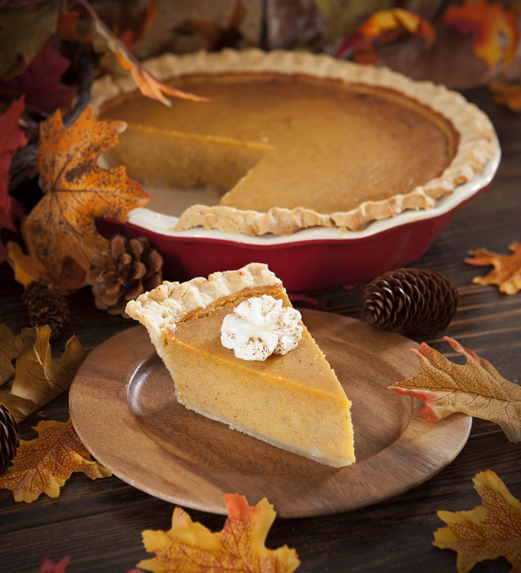 "Butternut Squash ""Pumpkin Pie"""