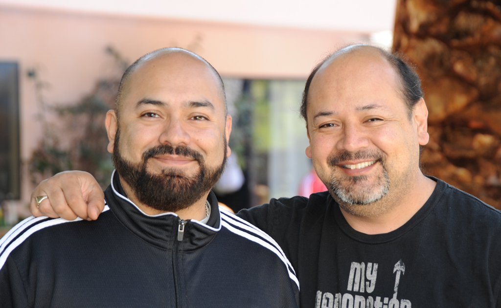 Miguel and Victor Escobedo